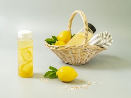 【レシピ】塩マヌカレモン