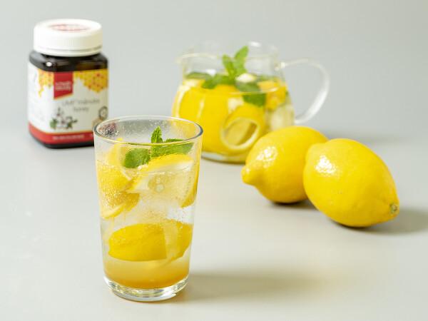 【レシピ】大人のラムマヌカレモン