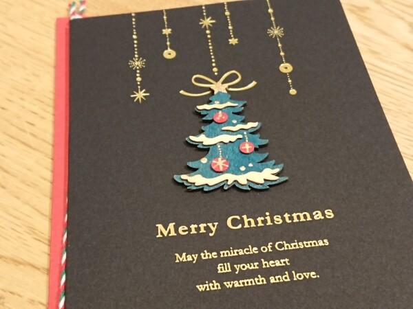 かわいいクリスマスカード★