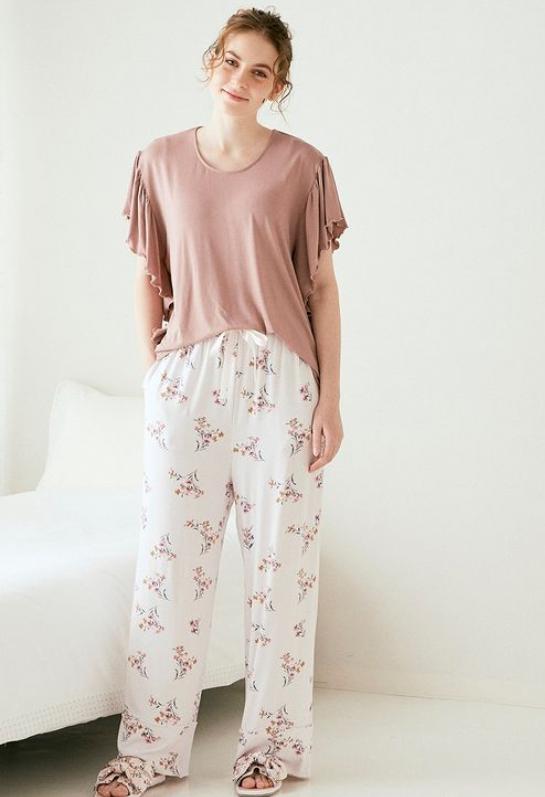 【NEW!】花柄パジャマで春気分🌸🎵