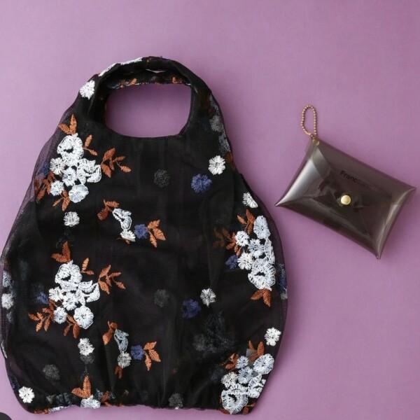 【再入荷】大人気商品のチュールバッグが新色登場で再入荷☆