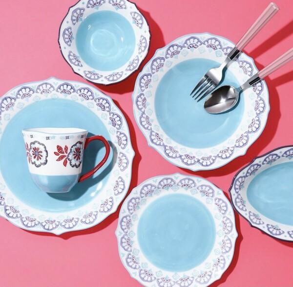 【NEW!】食卓を明るく!Francfrancの夏食器🌴
