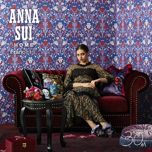 【NEW】『Francfranc』と『ANNA SUI』がコラボレーション🌹✨