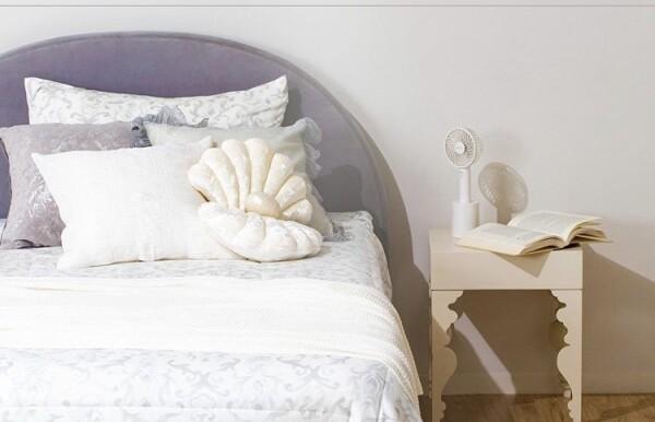 もちもちの触感が心地よい、ひんやり素材の寝装品♪