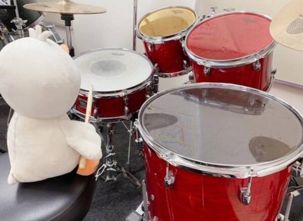 ドラムの日🥁