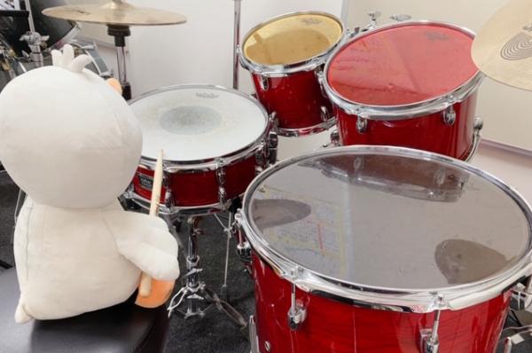 ドラムコースのご紹介♪