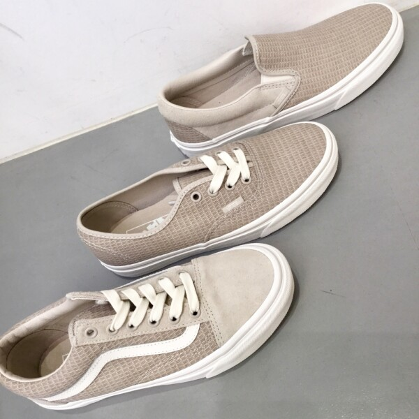 Vans☆ACE Shoes限定カラー