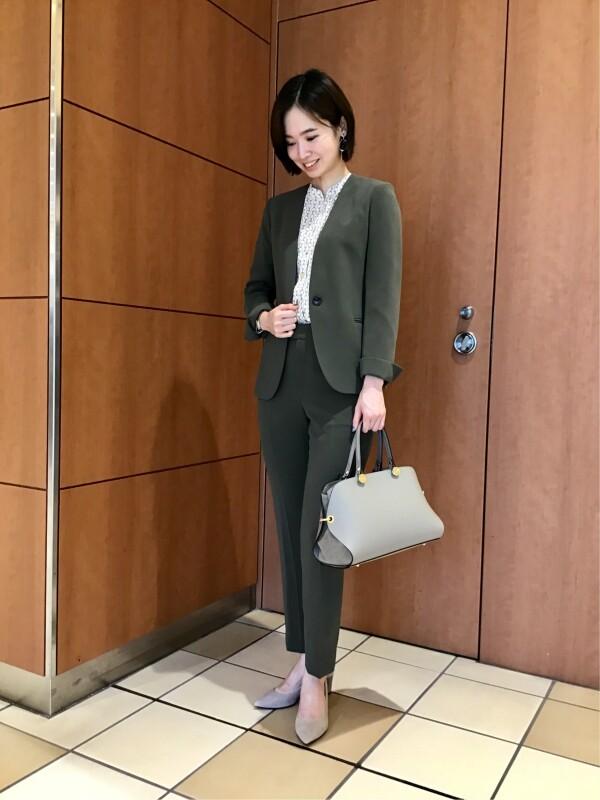 【Ladies】3シーズンOK!新作スーツ
