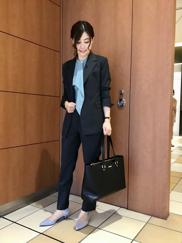 【Ladies】新作☆セットアップスーツ