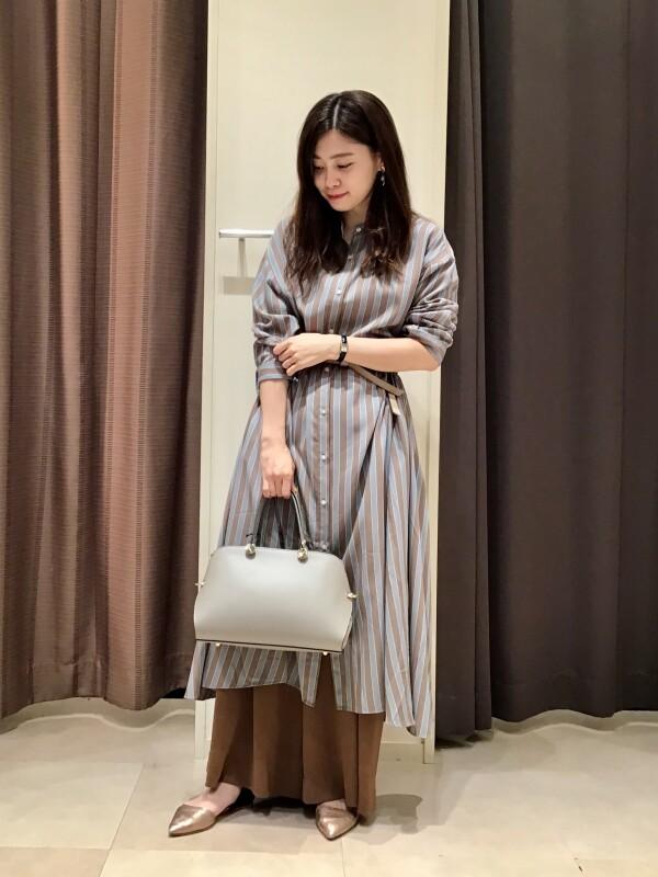 【Ladies】トレンドのロングシャツ☆