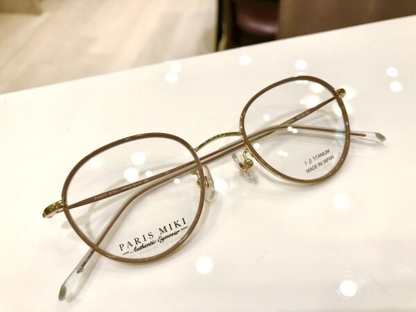 「日本製パリミキオリジナルメガネ」ご紹介Part11