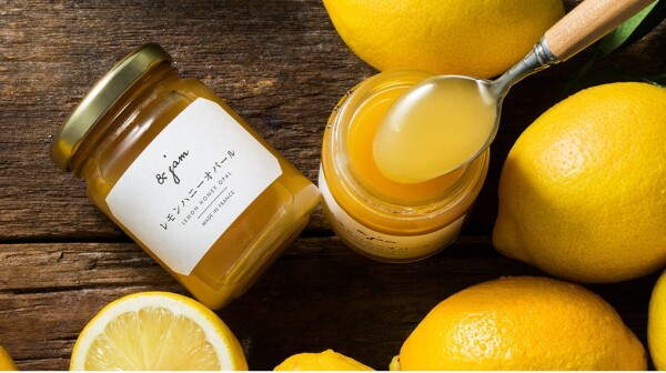ハニーオパール ラインナップ honey opal 「リッチな週末の朝食にぴったりのはちみつ」レモンハニーオパール