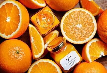 8月のおすすめジャムは「オレンジトパーズ」です!