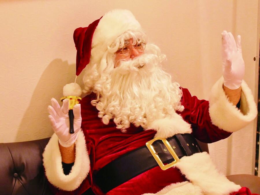 【クリスマス】サンタ撮影会