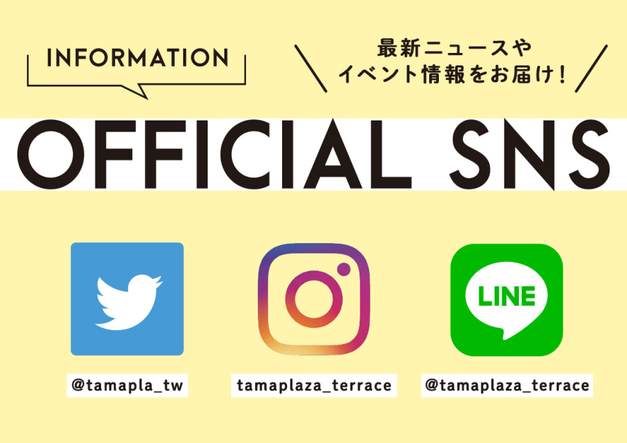 \  OFFICIAL SNS /