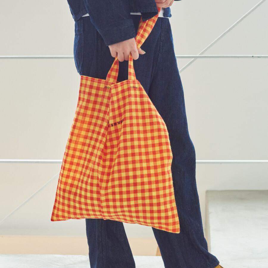 【NEW】ロゴトートバッグ