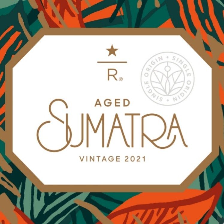 Aged Sumatraのご紹介