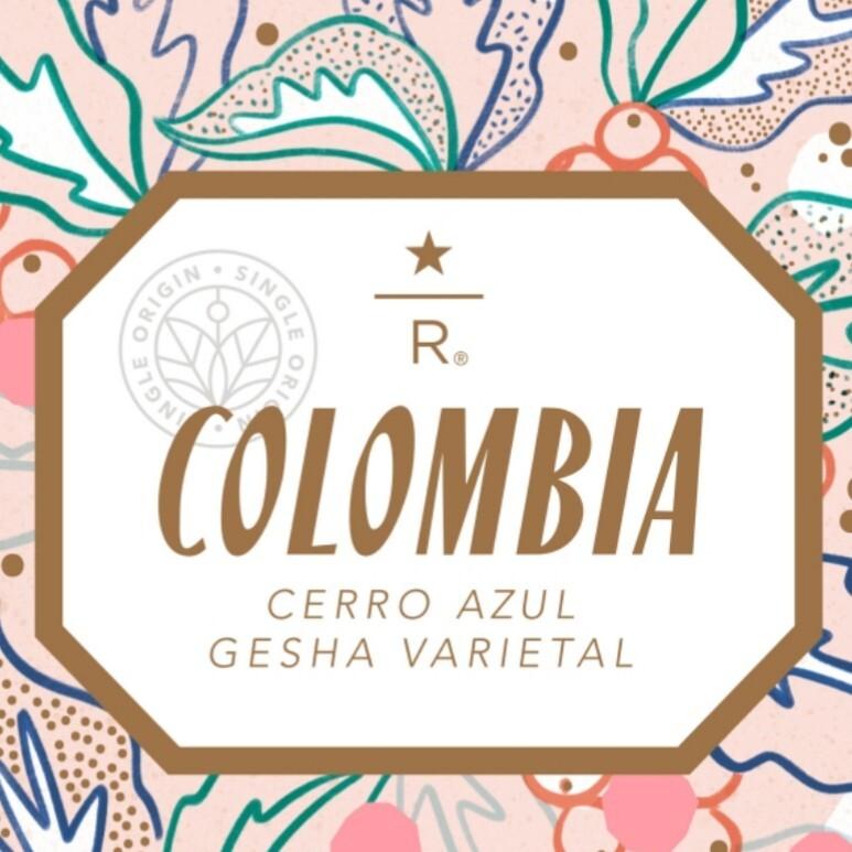 Colombia Cerro Azul Gesha Varietalのご紹介