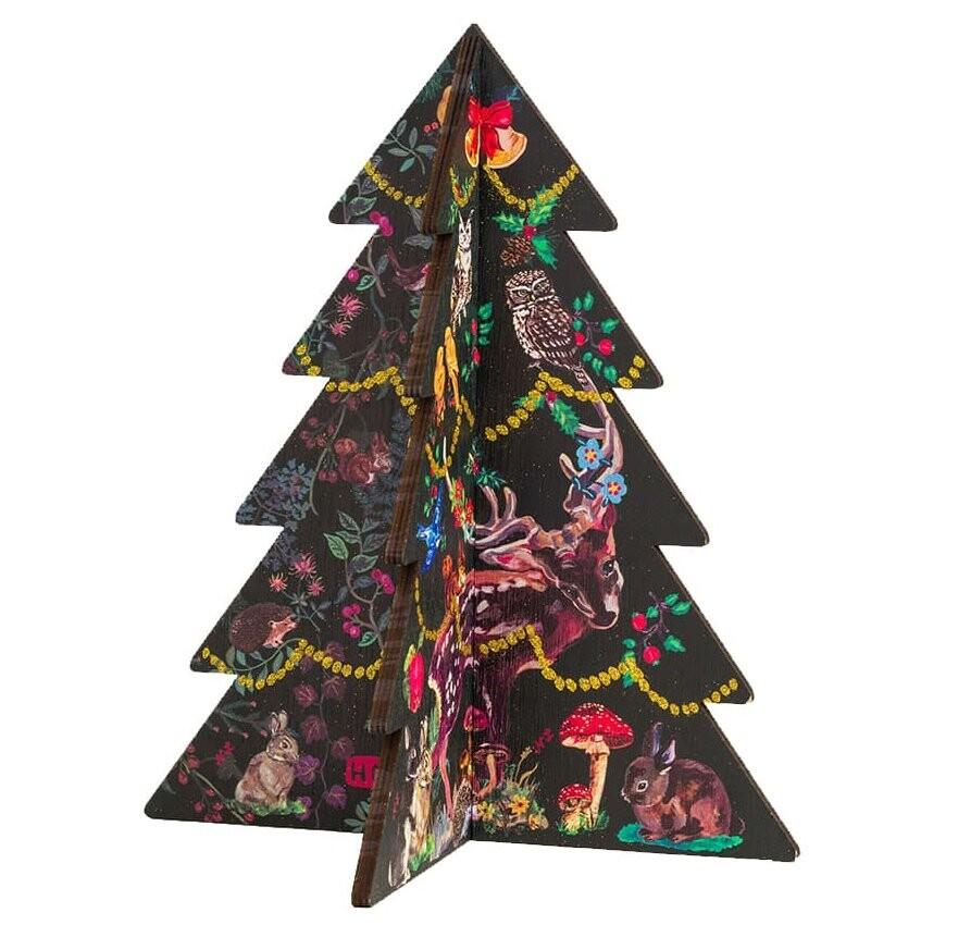 ナタリー・レテさんのアートをあしらったクリスマスアイテムが登場!