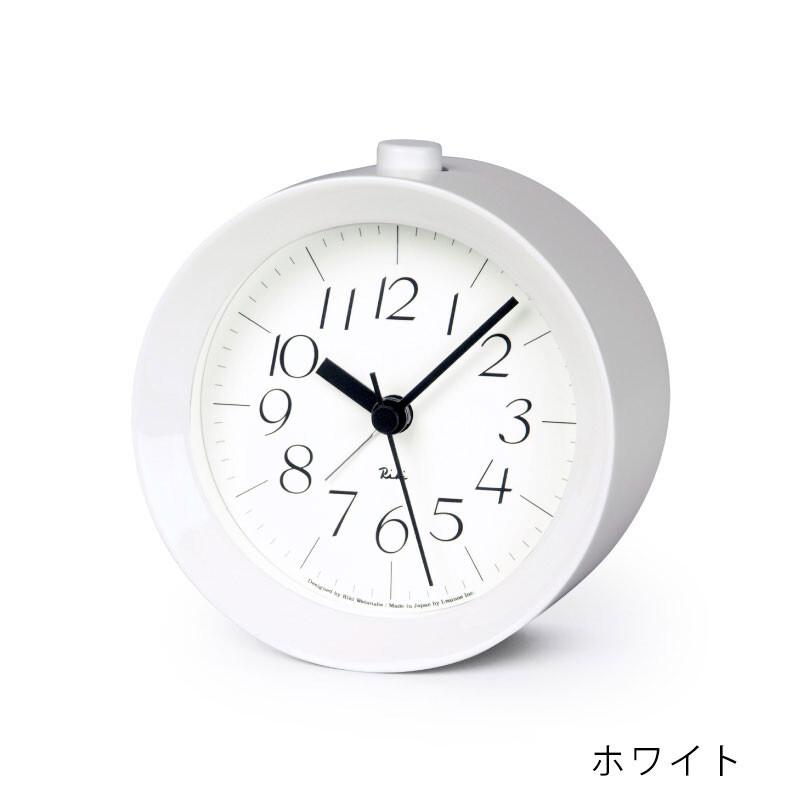 見やすい時計あります。