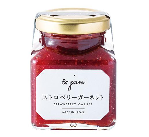 jewel jam fruit 「ストロベリーガーネット」のご紹介