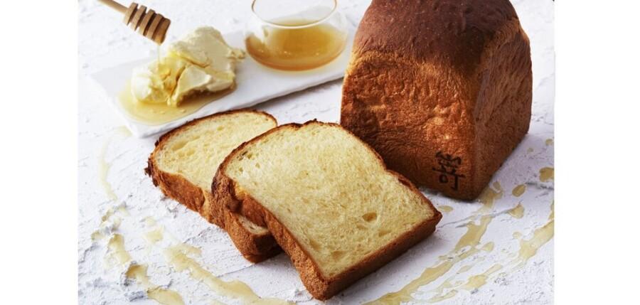 水曜日限定食パンは、「マスカルポーネと蜂蜜の食パン」です!
